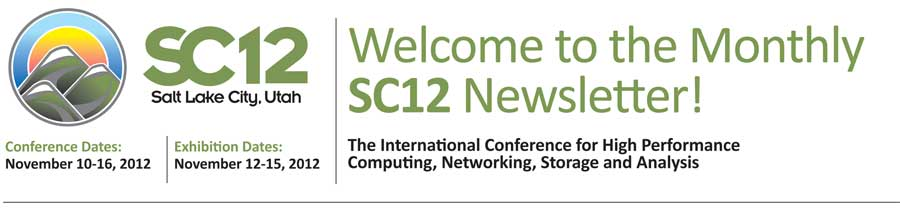 SC12 Newsletter: Please enable images